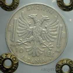Albania - 10 Lek 1939