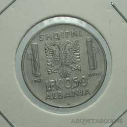 Albania - 0,50 Lek 1940