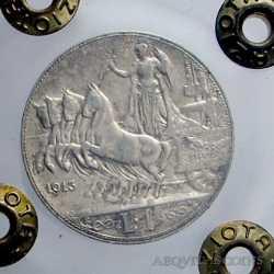 Vitt. Eman. III - 1 Lira 1913