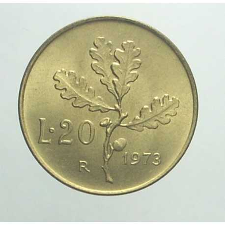 20 Lire 1973