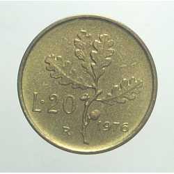 20 Lire 1976