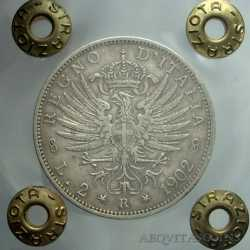 Vitt. Eman. III - 2 Lire 1902 R