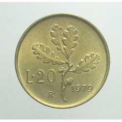 20 Lire 1979