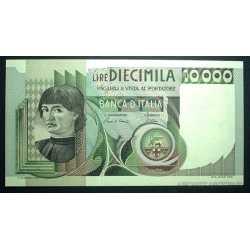 10.000 Lire Del Castagno 1982
