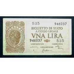 1 Lira 1944