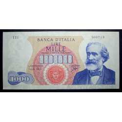 1.000 Lire Verdi 1964 RR
