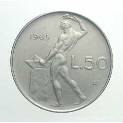 50 Lire 1965