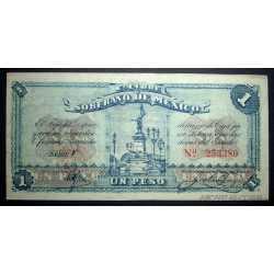 Mexico - 1 Peso 1915 Soberano