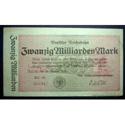 Germany - 20.000.000.000 Mark 1923
