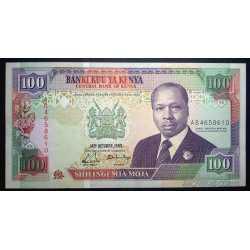 Kenya - 100 Shillings 1989