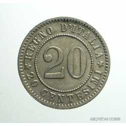 Umberto I - 20 Cent 1894 KB