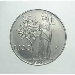 100 Lire 1966