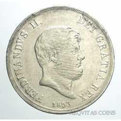 Due Sicilie - 120 Grana 1853