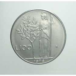 100 Lire 1976