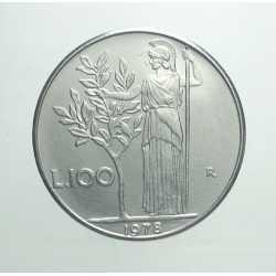 100 Lire 1978