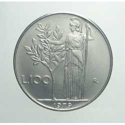 100 Lire 1979