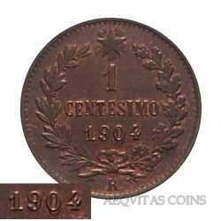 Vitt. Eman. III - 1 Cent 1904 0R