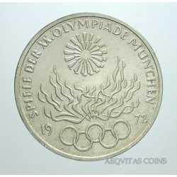 Germany - 10 Mark 1972
