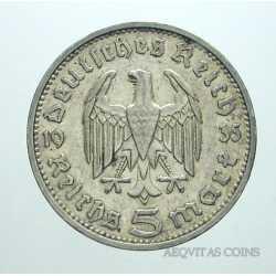 Germany - 5 ReichsMark 1935 F