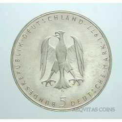 Germany - 5 Mark 1977 G