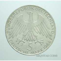Germany - 5 Mark 1968 J