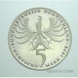 Germany - 5 Mark 1978 F