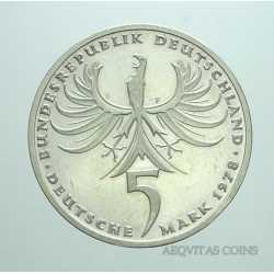 Germany - 5 Mark 1978 F