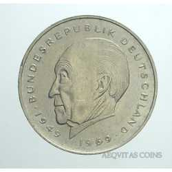 Germany - 2 Mark 1979 J