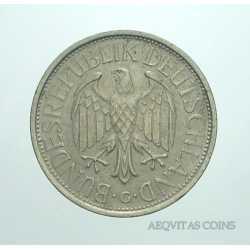 Germany - 1 Mark 1972 G