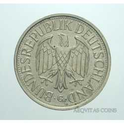 Germany - 1 Mark 1978 G