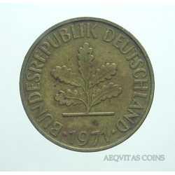 Germany - 10 Pfennig 1971 G