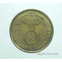Germany - 5 Reichspfennig 1937 A