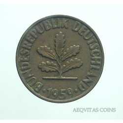 Germany - 2 Pfennig 1959 G