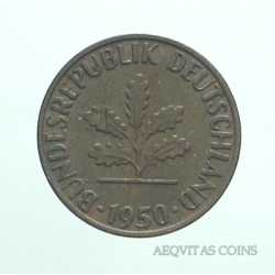 Germany - 1 Pfennig 1950 G