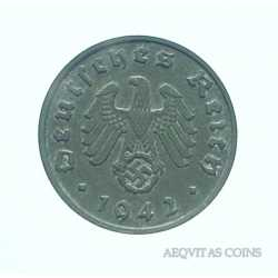 Germany - 1 Reichspfennig 1942 A