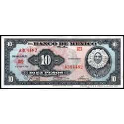 Mexico - 10 Pesos 1967