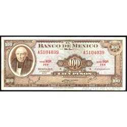 Mexico - 100 Pesos 1972