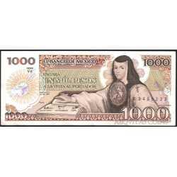 Mexico - 1000 Pesos 1985