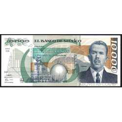 Mexico - 10.000 Pesos 1991