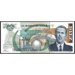 Mexico - 10 Nuevos Pesos 1992