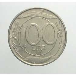 100 Lire 2001