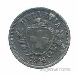 Switzerland - 1 Rappen 1946