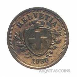 Switzerland - 1 Rappen 1930