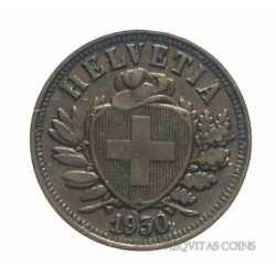 Switzerland - 2 Rappen 1930