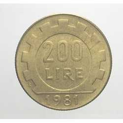 200 Lire 1981