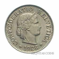 Switzerland - 5 Rappen 1926
