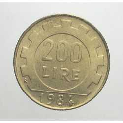 200 Lire 1984