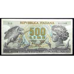 500 Lire Aretusa 1966