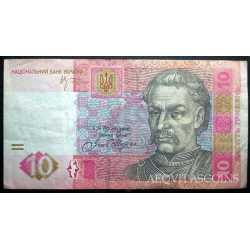 Ukraine - 10 Hryvnia 2006