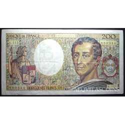 France - 200 Francs 1992